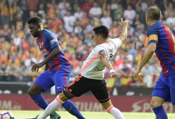 Prediksi Skor Barcelona vs Valencia | Agen Agent88bet