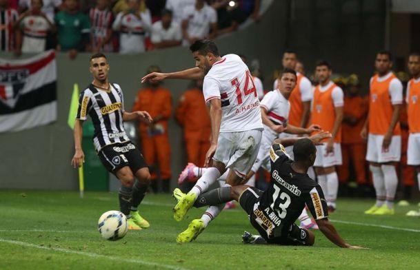 Prediksi Skor Sao Paulo vs Botafogo RJ | Prediksi Agent88bet