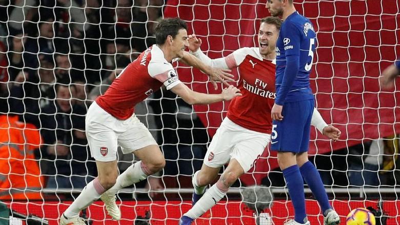 Arsenal Serta MU Dekati Empat Besar
