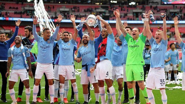 Keberhasilan Pep Di Ukur Trofi Liga Champions