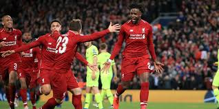 Liverpool Lengserkan Barcelona
