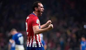 Penyebab Diego Godin Ingin Hengkang Dari Atletico Madrid