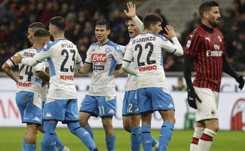 Theo Hernandez : AC Milan Harus Puas Dengan Hasil Imbang Lawan Napoli