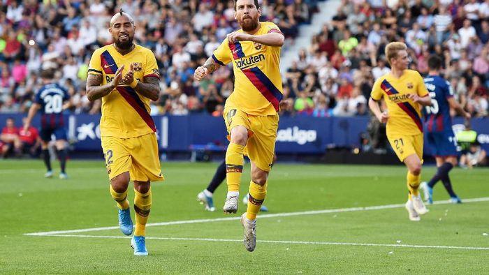 Pekan Ke-12 La Liga Masih Cukup Ketat