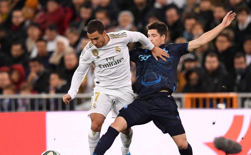 Real Madrid Menang Telak Dikandang Sendiri