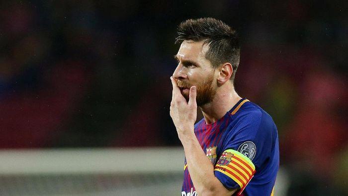 Lionel Messi Di Rumorkan Akan Hengkang Dari Barcelona